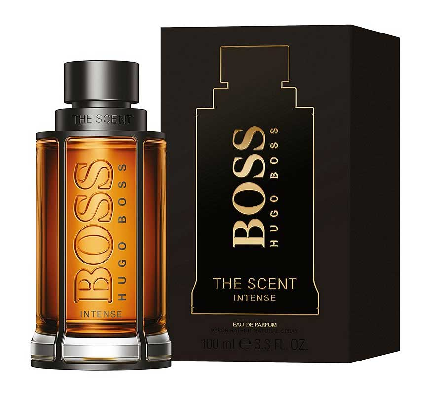 Hugo Boss The Scent Intense M EDP 100ml
