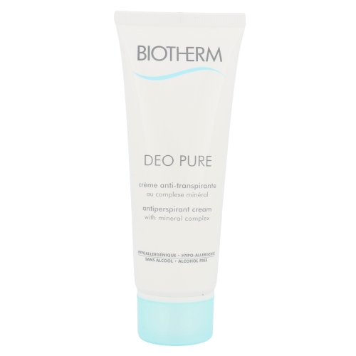 Biotherm Deo Pure Antiperspirant Cream W antiperspirant 75ml