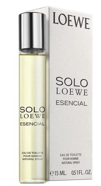 Loewe Solo Loewe Esencial M EDT 15ml