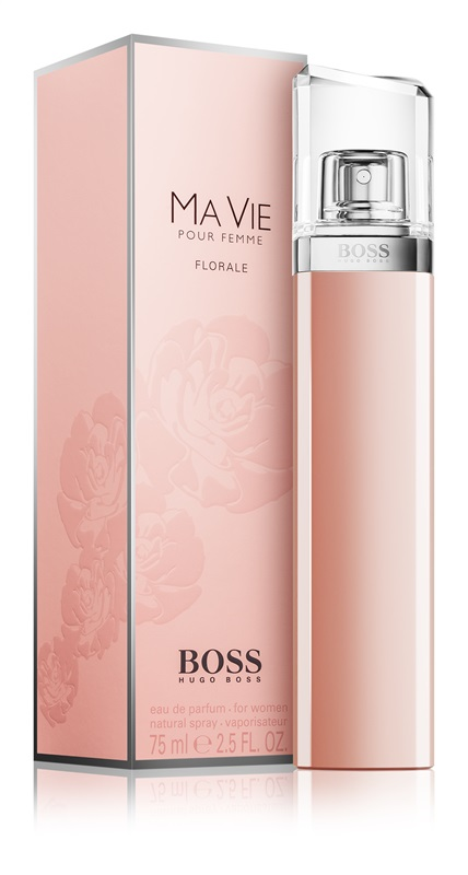 Hugo Boss Boss Ma Vie Pour Femme Florale W EDP 75ml