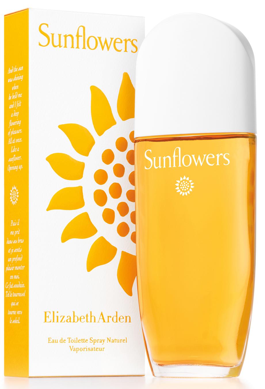 Elizabeth Arden Sunflowers W EDT 100ml