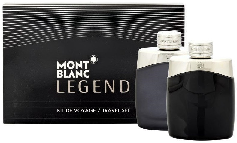 Mont Blanc Legend M EDT 100ml + AS 100ml