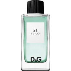 Dolce & Gabbana D&G Anthology Le Fou 21 M EDT 100ml TESTER