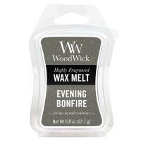 WoodWick vonný vosk Evening bonfire 22,7g