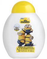 Minions Shower Gel & Shampoo 2in1 300ml