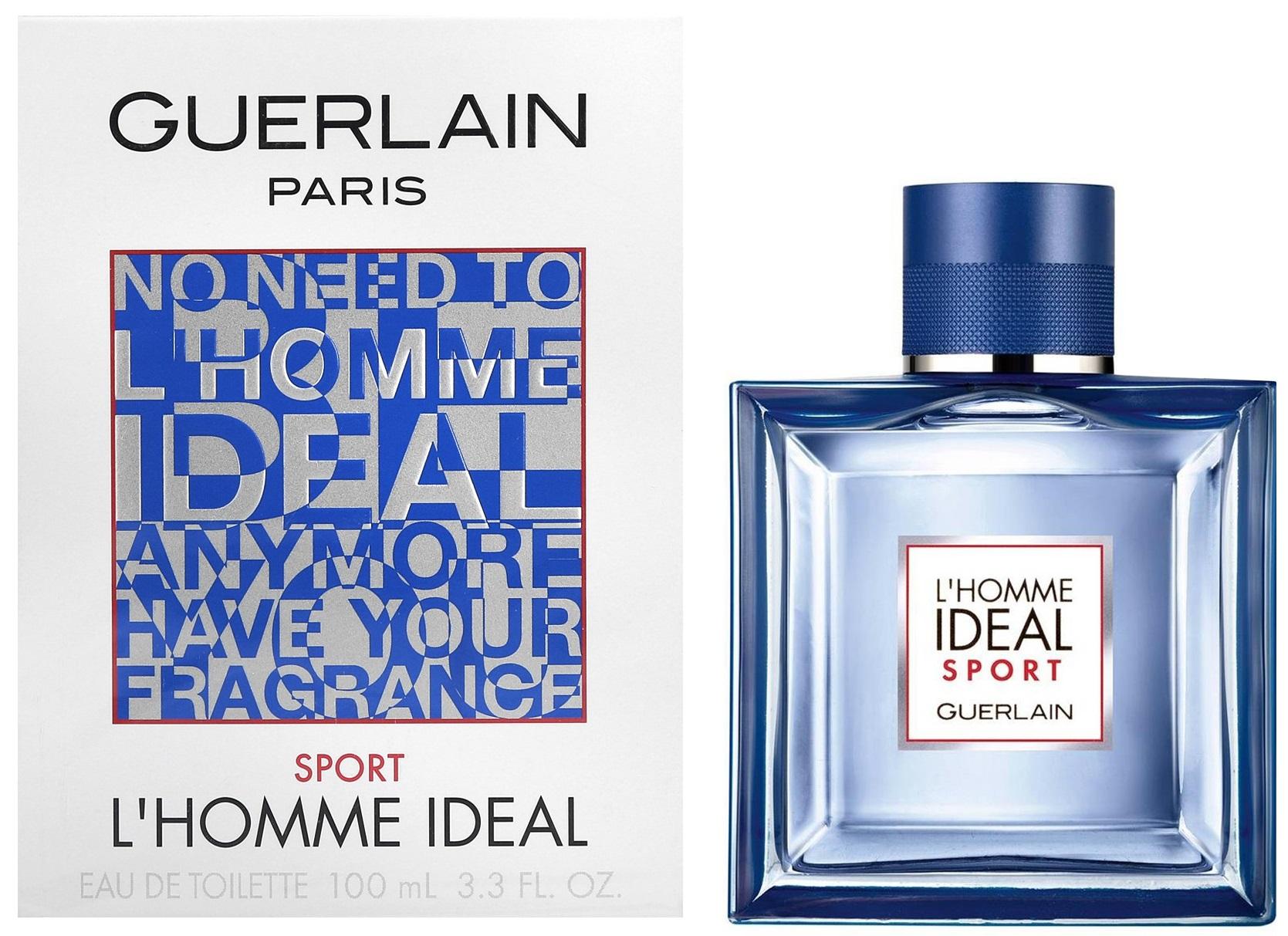 Guerlain L´Homme Ideal Sport M EDT 100ml
