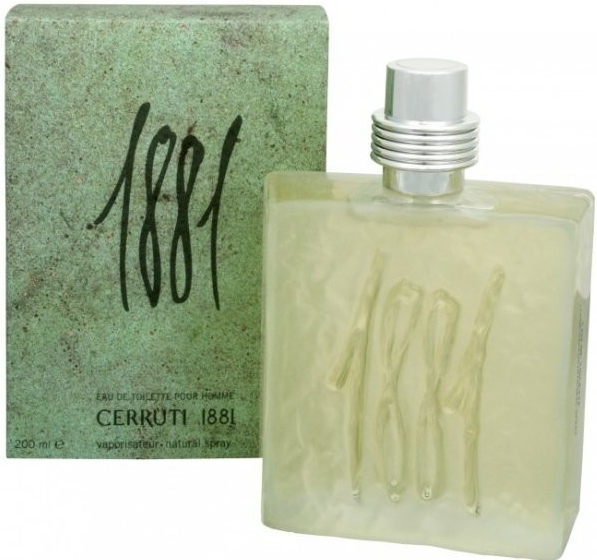 Nino Cerruti Cerruti 1881 Toaletní voda 25ml M