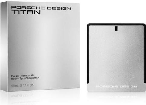 Porsche Design Titan M EDT 50ml