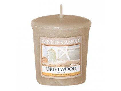 Yankee Candle Votivní svíčka Naplavené dřevo 49g