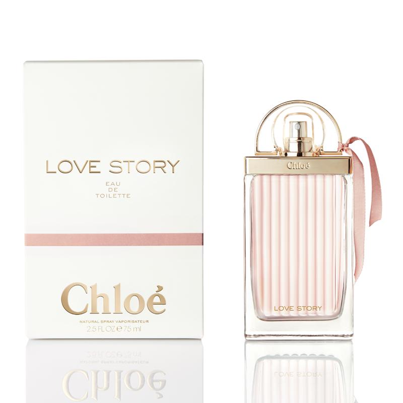 Chloé Love Story toaletní voda 75 ml