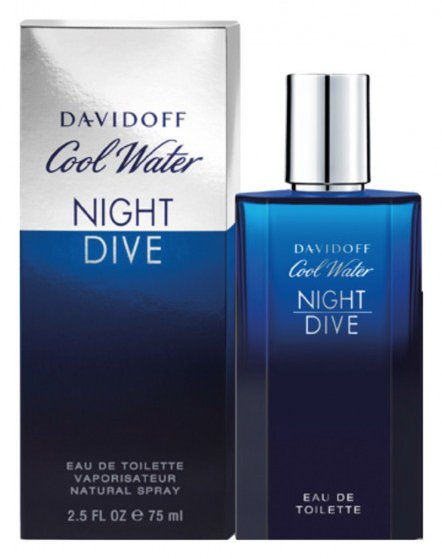 Davidoff Cool Water Night Dive M EDT 125ml