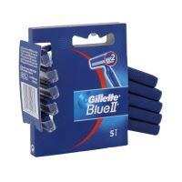 Gillette Blue II M holicí strojek 1x5ks