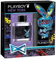 Playboy New York M EDT 50ml + SG 250ml