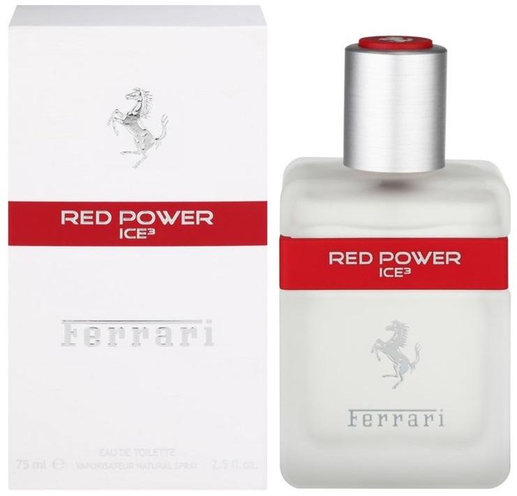 Ferrari Red Power Ice 3 M EDT 75ml