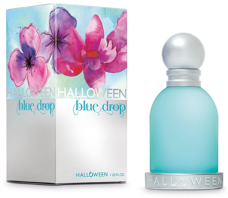 Jesus Del Pozo Halloween Blue Drop W EDT 50 ml