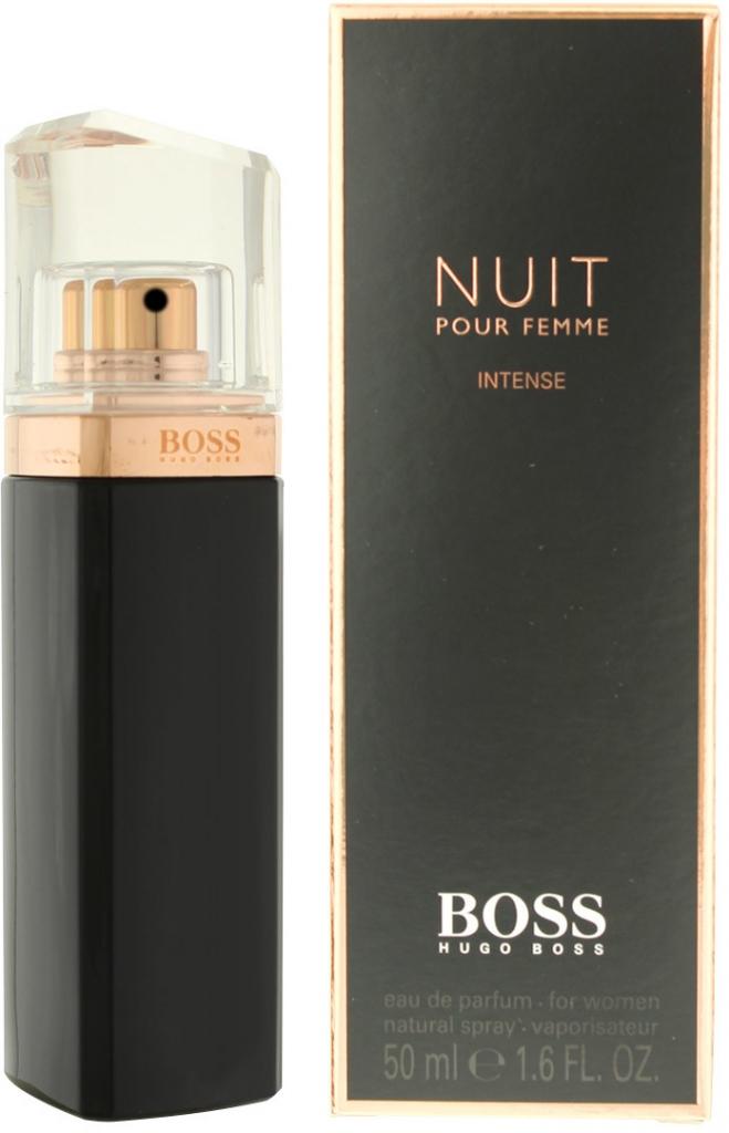 Hugo Boss Nuit Pour Femme Intense W EDP 50ml