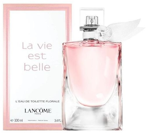 Lancome La Vie Est Belle Florale W EDT 100ml