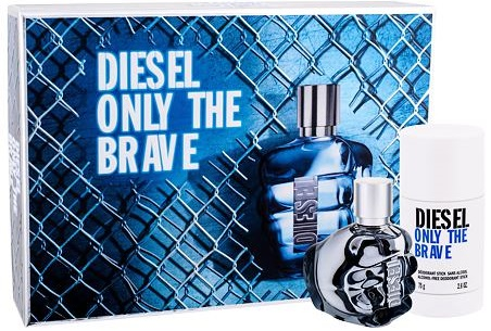 Diesel Only The Brave M EDT 35ml + deodorant 75ml