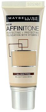 Maybelline Affinitone 30ml - 03 Light Sand Beige