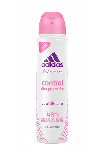 Adidas Control Cool & Care deospray pro ženy 150 ml