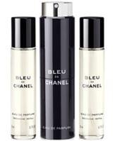 Chanel Bleu de Chanel Eau de Prarfum Refillable Travel Spray M EDP 3x20ml
