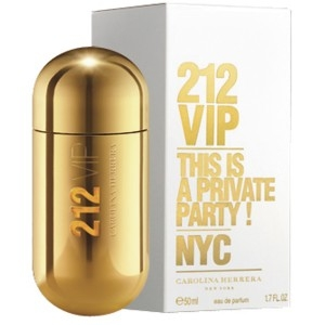 Carolina Herrera 212 VIP W EDP 50ml