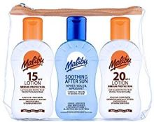 Malibu Lotion Travel Bag