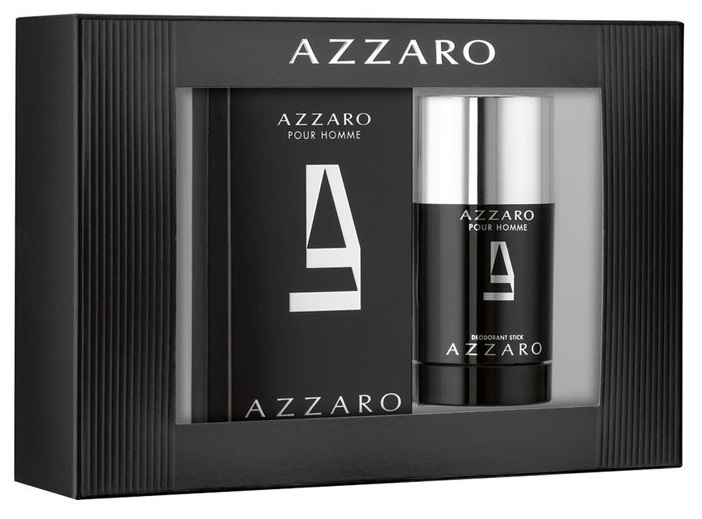 Azzaro Pour Homme Night Time M EDT 50ml + Deostick 75ml