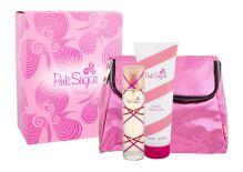 Aquolina Pink Sugar W EDT 100ml + BL 250ml + kosmetická taška