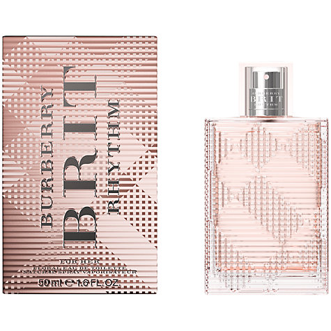 Burberry Brit Rhythm Floral W EDT 50ml