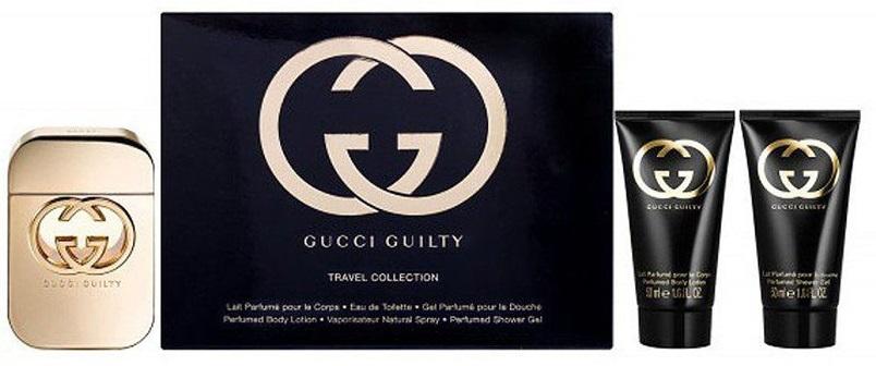 Gucci Guilty Pour Femme W EDT 50ml + SG 50ml + BL 50ml