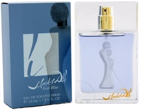 Salvador Dali Iced Blue W EDT 50ml