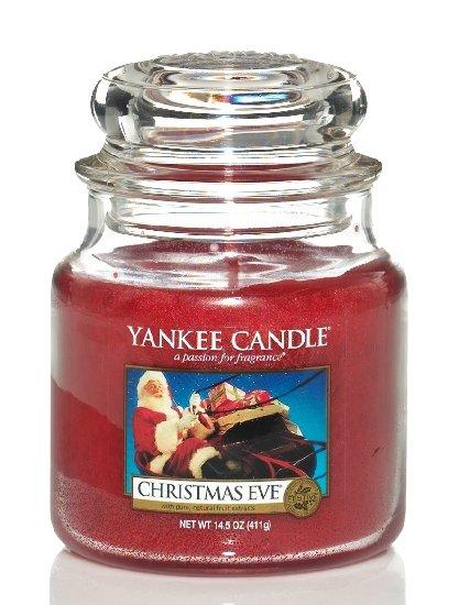 Yankee Candle Štědrý večer 411g