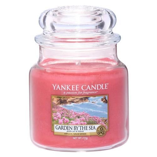 Yankee Candle Zahrada u moře 411g