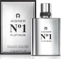 Aigner Etienne Aigner No 1 Platinum M EDT 100ml