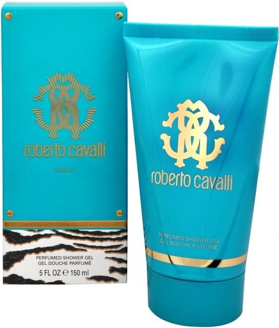 Roberto Cavalli Acqua Sprchový gel 150ml W