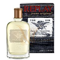 Replay Jeans Original M EDT 50ml