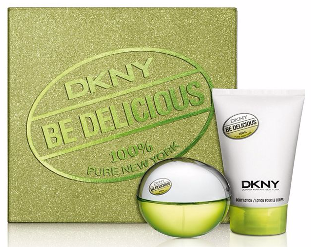 DKNY Be Delicious W EDP 30ml + BL 100ml