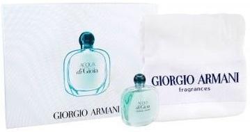 Giorgio Armani Acqua di Gioia W EDP 100 ml + ručník