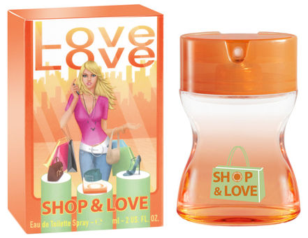 Morgan Love Love Shop & Love W EDT 35ml