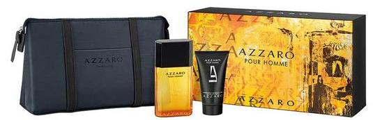 Azzaro Pour Homme M EDT 30ml + SG 50ml + kosmetická taška