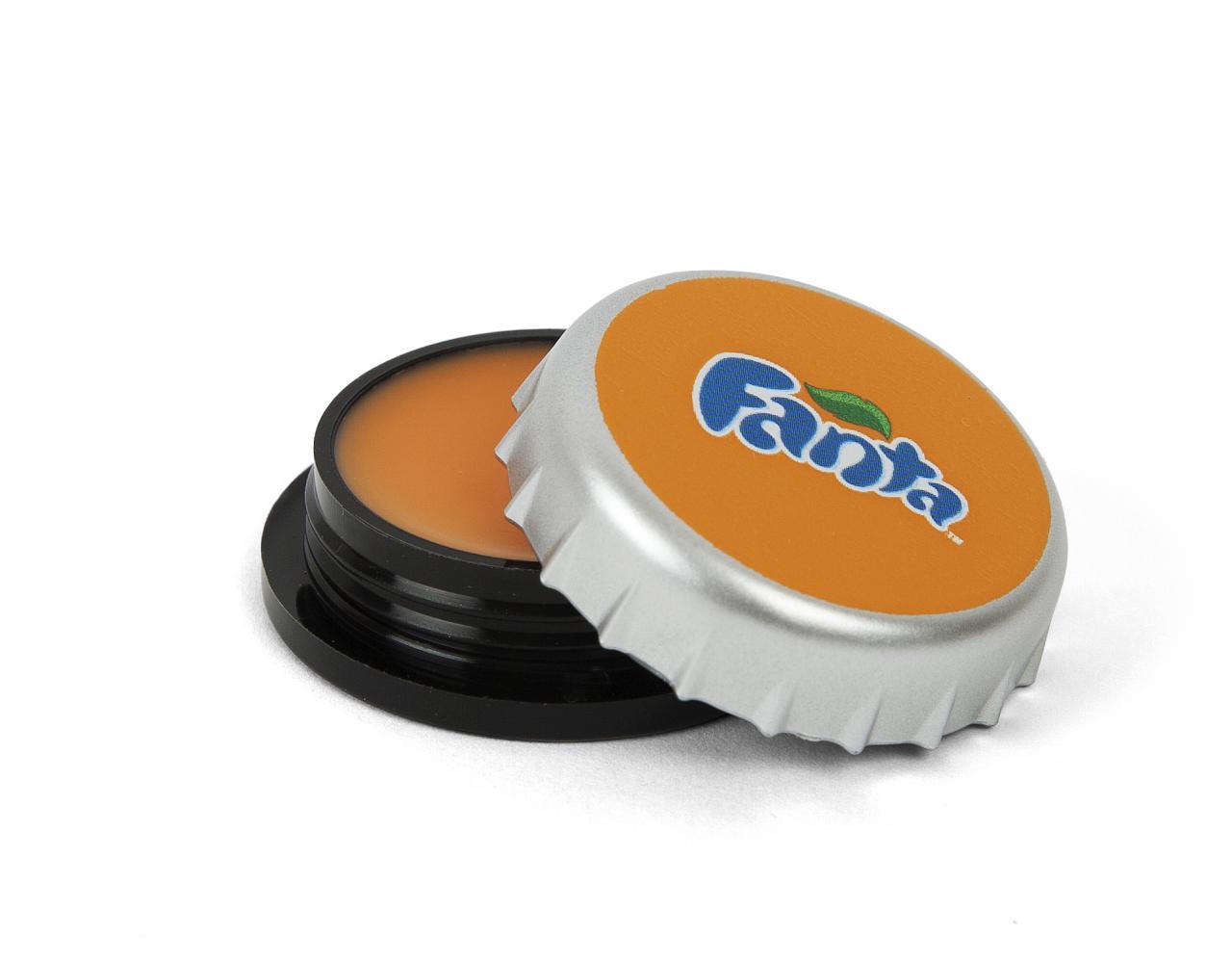 Lip Smacker Fanta Bottle Cap - Orange 3,4g