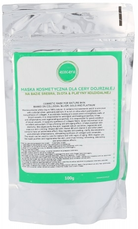 Ecocera Mature Face Mask 100g