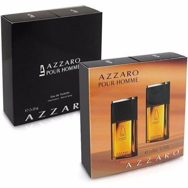 Azzaro Pour Homme M EDT 30ml + EDT 30ml