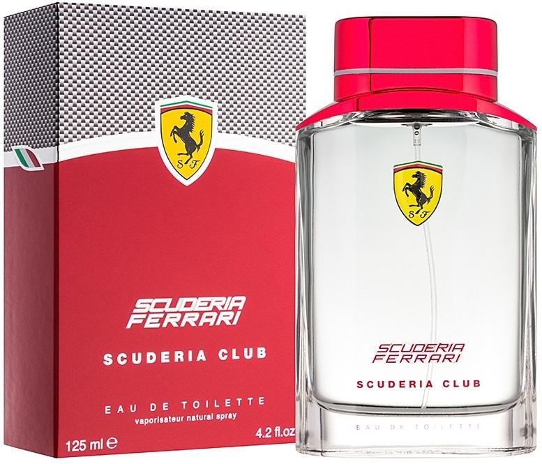 Ferrari Scuderia Ferrari Scuderia Club M EDT 125ml
