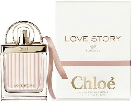 Chloé Love Story Eau De Toilette W EDT 50ml
