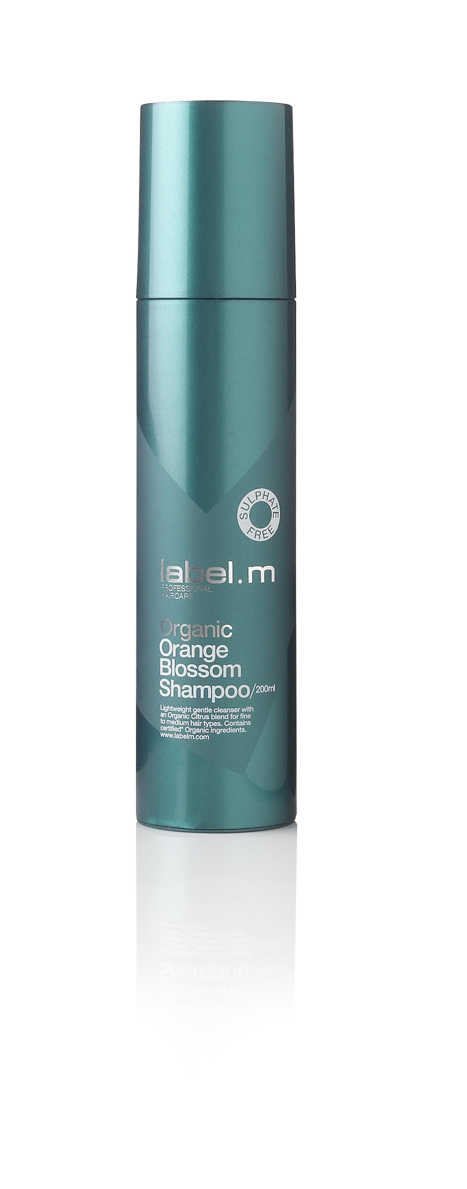 Organic Orange Blossom Shampoo 200ml