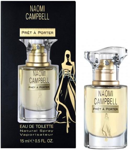 Naomi Campbell Pret a Porter W EDT 15ml
