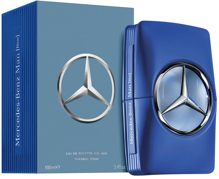 Mercedes benz man m edt 100ml azz cz for Mercedes benz man