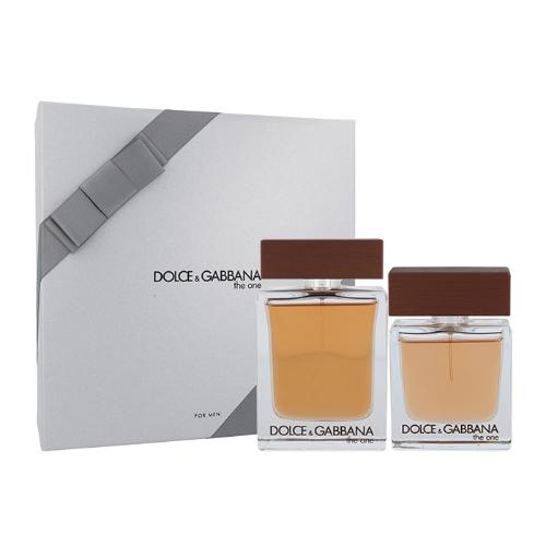 Dolce & Gabbana The One 100ml M Edt 100ml + Edt 30ml